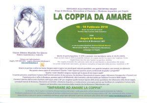 Da MODENA a Volterra, STAGE BIODANZA PER COPPIE AL CENTRO OLISTICO @ VOLTERRA