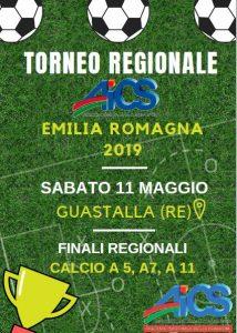 TORNEO REGIONALE CALCIO AICS