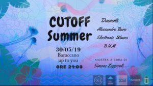 BOLOGNA,  Cutoff Summer @ Casa delle Associazioni al Baraccano, in via Santo Stefano 119/2, Bologna