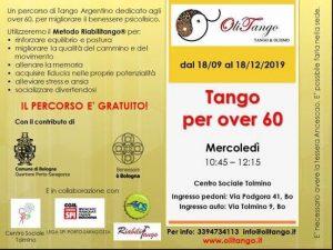Tango per over 60 @ Centro Sociale Tolmino, Bologna